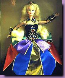 BARBIE - MIDNIGHT PRINCESS   SPECIAL EDITION