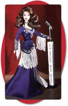 BARBIE - 17864 - RISING STAR   GRAND OLE' OPRY